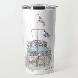 Essex Island Marina Travel Mug