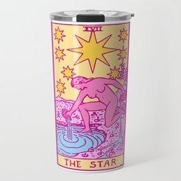 The Star - A Femme Tarot Card Travel Mug