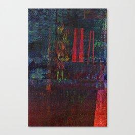 Zappa-4 Canvas Print