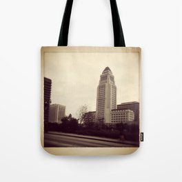 old LA Tote Bag