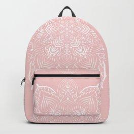 Winter Spirit - Blush Backpack