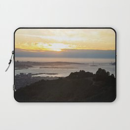 SF at Magic Hour Laptop Sleeve
