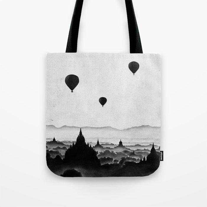 Aurora #2  (On Paper) Tote Bag