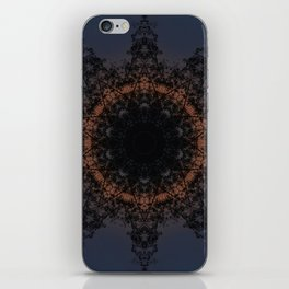 Tree Mandala 4 iPhone Skin
