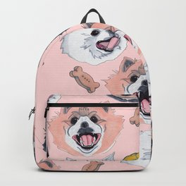 Pom Party Backpack