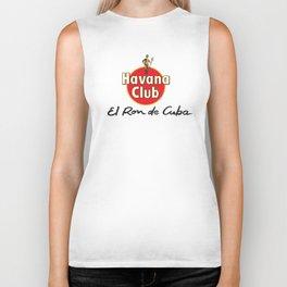 HAVANA CLUB 1 Biker Tank