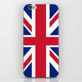 United Kingdom Flag iPhone Skin