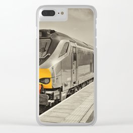 Solihull 68 Clear iPhone Case