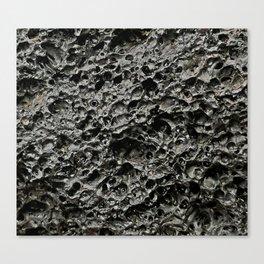 Lavastone Canvas Print