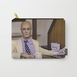 Your Call Is Very Important To Us Carry-All Pouch