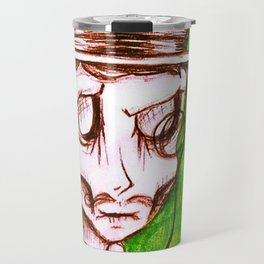 Monocle, Ghoul #2. Travel Mug