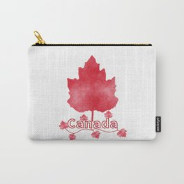 Oh Canada Carry-All Pouch