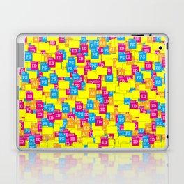 MESSED UP Laptop & iPad Skin
