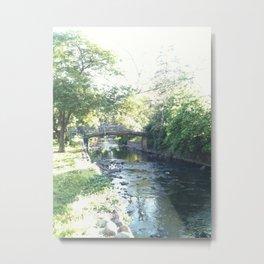 Maplewood - Memorial Park Metal Print