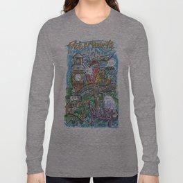 PTBO Mashup Long Sleeve T-shirt