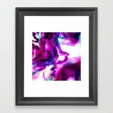 Lutetia Framed Art Print