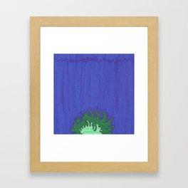 Instillation 9 Framed Art Print