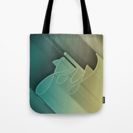 Joy – Stone Dark Tote Bag
