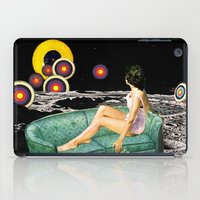 northern lights iPad Cases featuring Northern Lights by Eugenia Loli