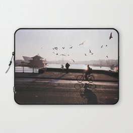 AMSTERDAM / Winter Sunrise Laptop Sleeve