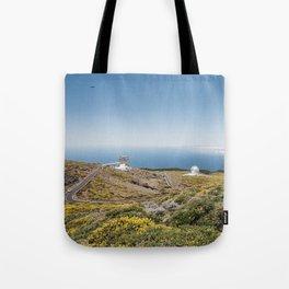 Roque de los Muchachos Astronomical Observatory. La Palma, Canary Islands. Tote Bag