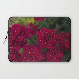 Red flowers Laptop Sleeve