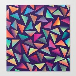 Geometric Pattern III Canvas Print