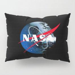 The Second NASA Death Star Pillow Sham