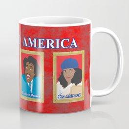 Coming to America Coffee Mug