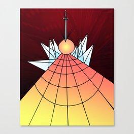 Cloven Orb Canvas Print