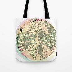 Shape Mesh Tote Bag