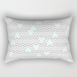 Alestura Patern Rectangular Pillow