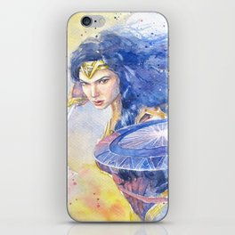 Your Are Stronger Than You Believe iPhone Skin