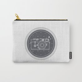 Camera with stars Carry-All Pouch