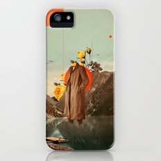 You Will Find Me There iPhone SE Slim Case