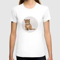 whisky T-shirts featuring Whisky, the Kitty by Gersin@Albatrostudio
