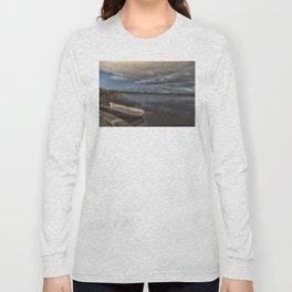 Calm Night Long Sleeve T-shirt