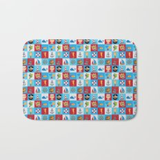 Ahoy There! Bath Mat