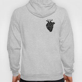 Black Heart II Hoody