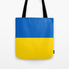Flag of Ukraine Tote Bag