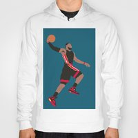 lebron Hoodies featuring Lebron by rusto