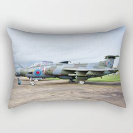 Buccaneer aircraft Rectangular Pillow