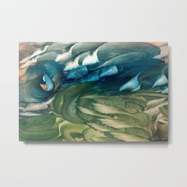 Forest Nia Metal Print
