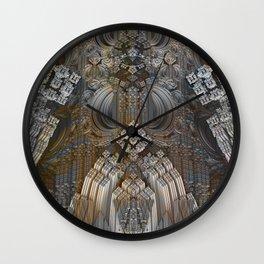 amazing masonry -2- Wall Clock