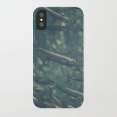 One Fish, Two Fish Slim Case iPhone X