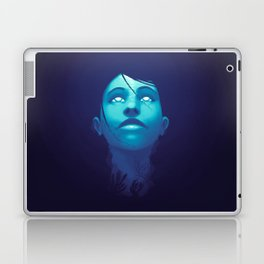 Luminescent Sapphire Laptop & iPad Skin