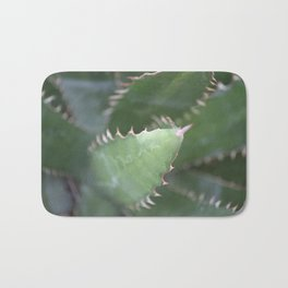 Agave Pads & Spines Bath Mat