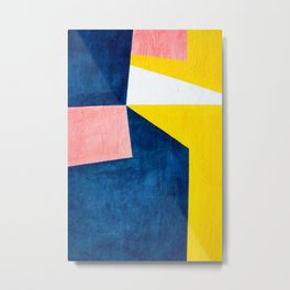 Abstracta #society6 #dormlife #dormdecor Metal Print