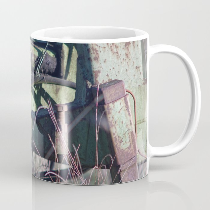 Rust Coffee Mug