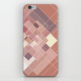 GeoPink iPhone Skin